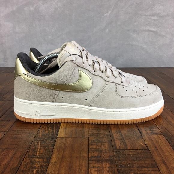 5144829e671 NEW Nike Air Force 1  07 PRM Suede Shoe 818595-200.  M 5ab08aa345b30c10d53eb4dd